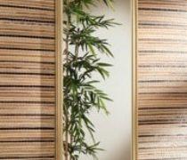 Отделка ротангом или бамбуком