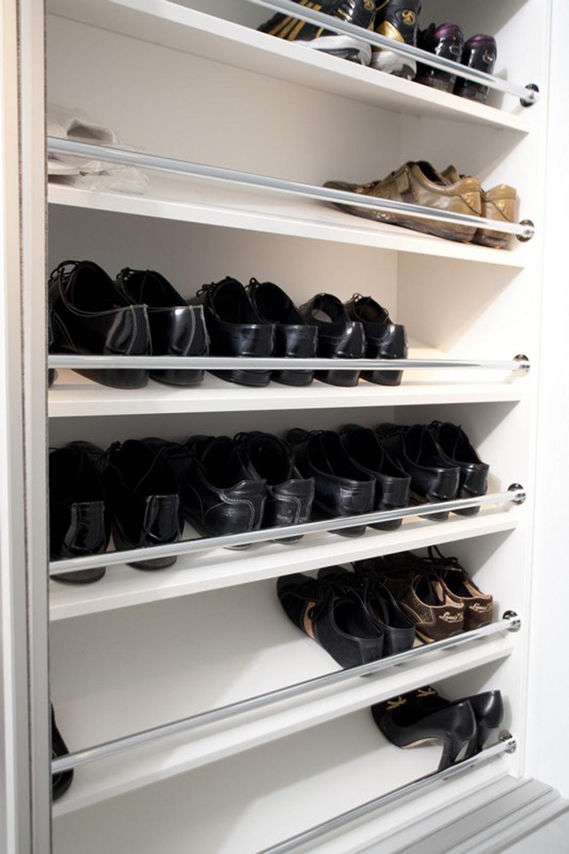 Наполнение шкафа-купе в прихожую: фото, рекомендации.